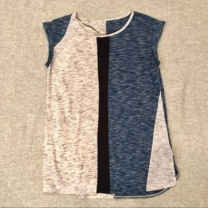 Worthington Color Block T-Shirt